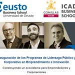 Opening of the Public and Corporate Leadership Programmes in Entrepreneurship and Innovation: Building an Ecosystem for Entrepreneurs and Corporations