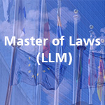 Master of Laws (LLM) in International Legal Studies-en inaugurazioa