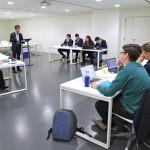 Anaia Garate dohatsuaren omenezko eztabaida akademikoko XX. txapelketa