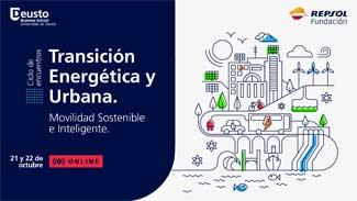 """Ciclo de encuentros """"Transición Energética y Urbana. Movilidad Sostenible e Inteligente"""