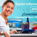 Sesión Informativa online Ingeniería. Área Diseño