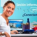 Sesión Informativa ONLINE en los Grados: Comunicación, Comunicación + Tecnologías para la Comunicación Audiovisual y Multimedia + Avance Derecho + Comunicación