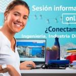 Sesión Informativa Online Ingeniería. Industria Digital