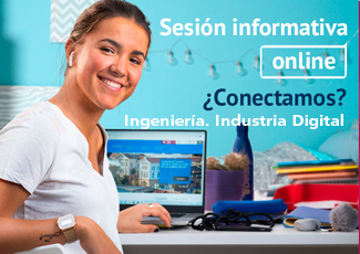 Informazio saioa online. Ingeniaritza: Industrial Digitala