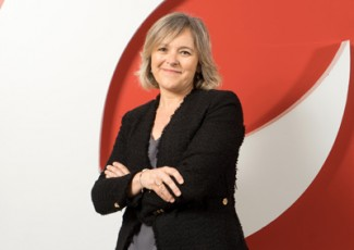 Asun Bastida, directora comercial de producto local en Eroski