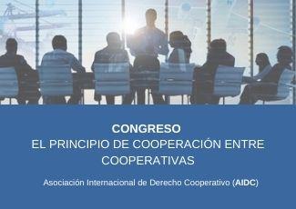 CONGRESO: El principio de cooperación entre cooperativas