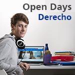 Open Days: entrevistas personalizadas online. Grados Derecho.