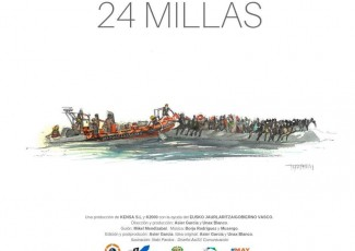 24 millas (2020), 60'. Ciclo de cine documental