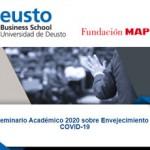 Seminario Académico 2020 sobre Envejecimiento y COVID-19