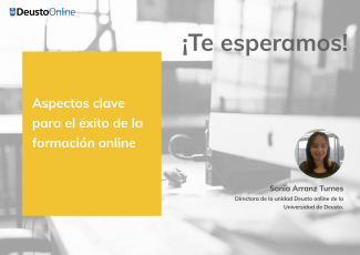 Webinar: Key aspects for successful online teaching