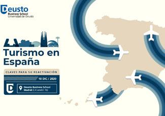 Turismo en España: claves para su reactivación