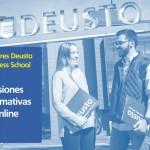 Sesión Informativa Online del Máster Universitario en Dirección de Empresas - Master in Management