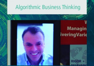 Deusto International Talk - Algorithmic Business Thinking