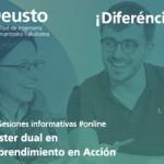 Presentación online Máster dual en Emprendimiento en Acción