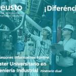 Presentación online Máster en Organización Industrial (Itinerario Dual)