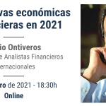 Perspectivas económicas y financieras en 2021