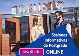 Sesiones informativas online