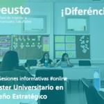 Presentación online Máster en Diseño Estratégico