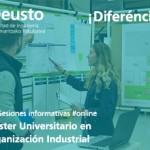 Presentación online Máster Universitario en Organización Industrial