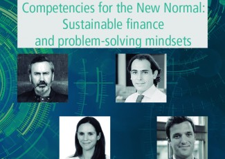 Deusto International Talk - Competencies for the New Normal: Sustainable finance and problem-solving mindsets