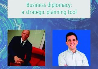Deusto International Talk - Business diplomacy: a strategic planning tool