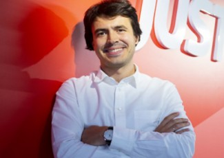 Patrik Bergareche, director general de Just Eat Spain