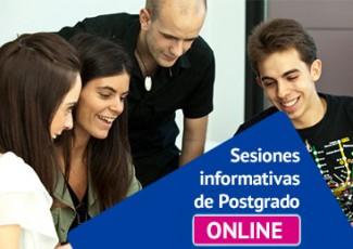 Sesión informativa Online Másteres Universitarios en Intervención Social: Gerontología, Necesidades Educativas Especiales e Inclusión Social y Discapacidad