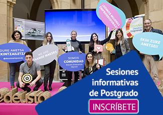 Sesión Informativa Online del Máster Dual en Emprendimiento en Acción