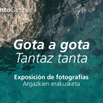 "Exposición fotográfica: ""Gota a gota"""