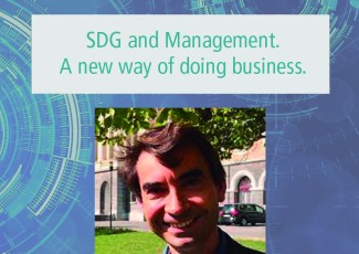 Deusto International Talk - SDG and Management. A new way of doing business.