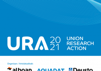 Jornada URA 20-21: Día Mundial del Agua