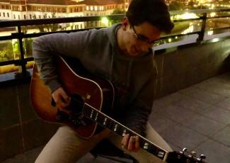 #MusicPote. Borja Mendiluze
