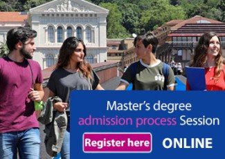 Online Information Session on the Master's Degree Admission Process