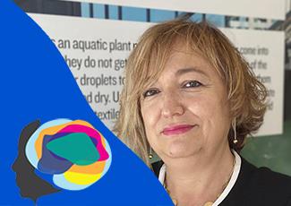 Prof. Laura Lechuga. Premiada Ada Byron a la Mujer Tecnólga 2020