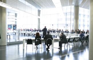 Clausura de la VIII edición del Seminario de Asuntos Públicos y Relaciones Gubernamentales