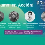 Online meeting: Alumni in action! What do the participants from previous years do?