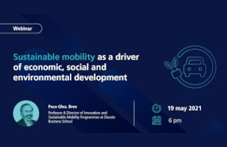 Webinar: Sustainable mobility as a driver of economic, social and environmental development
