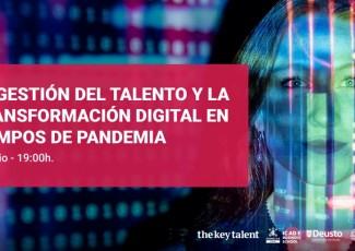 Talentuaren kudeaketa eta eraldaketa digitala pandemia garaian