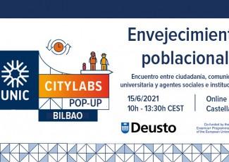 UNIC Pop-up Citylabs - Biztanleriaren zahartzea