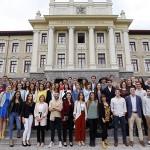 Tribute in Bilbao to Graduating Classes: 1970 - 1971 - 1995 - 1996 - 2010 - 2011