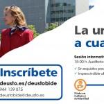 DeustoBide Programmes Information Meeting