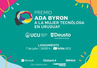 Premio Ada Byron a la Mujer Tecnóloga en URUGUAY