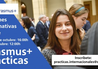 Online Information Sessions on the Erasmus+ Programme + Internships